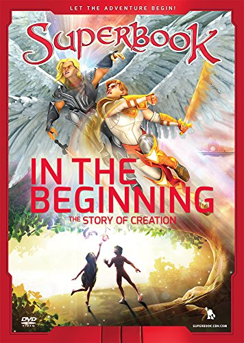 In the Beginning: The Story of Creation (Pack Tales Veggie Adventure)