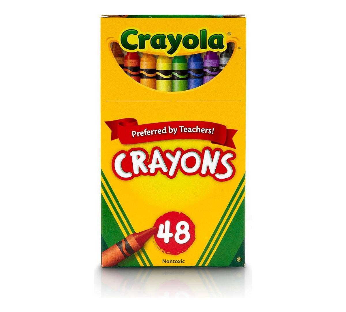 Crayola Crayons 52-0048