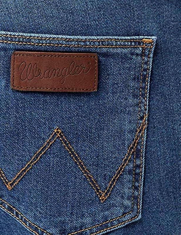 Wrangler Spencer Slim dżinsy męskie: Odzież