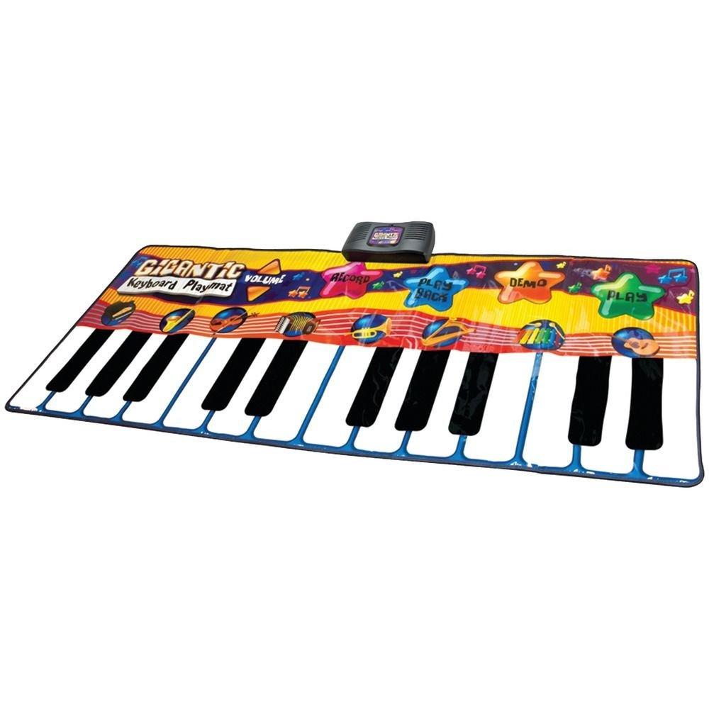 Folding Piano Keyboard Toy Mat - 6 Feet Long