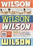 Front cover for the book Wilson by Daniel Clowes