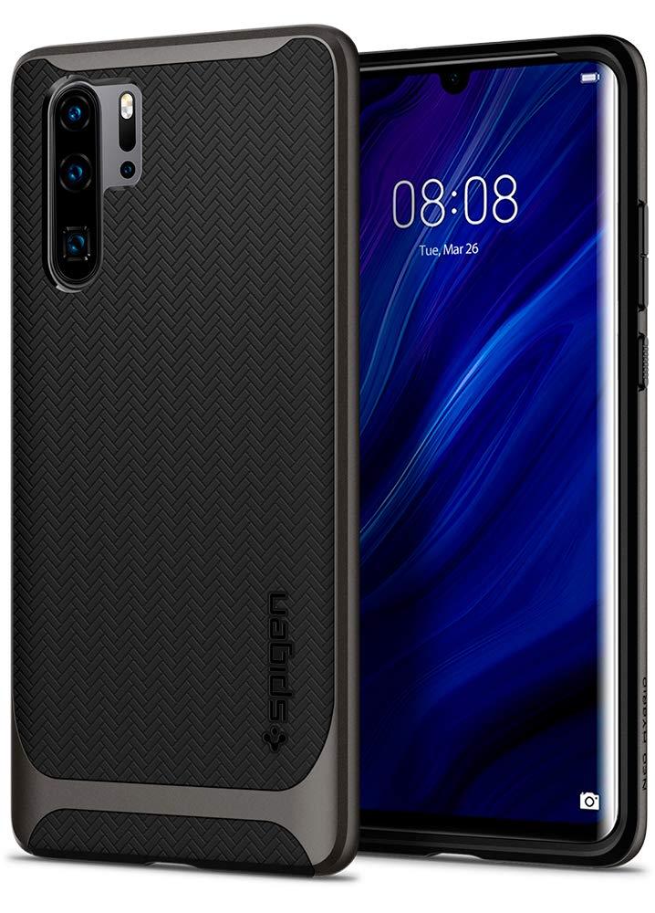 Spigen Neo Hybrid Case Compatible with Huawei P30 Pro - Gunmetal