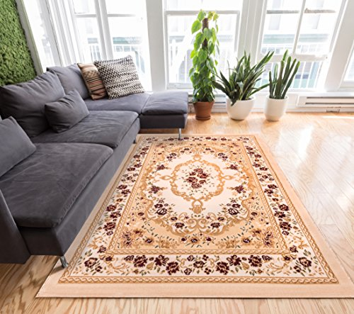 aubusson-floral-medallion-ivory-3x5-33-x-5-area-rug-timeless-french-traditional-easy-care-cleaning-s