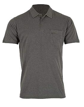 Ternua ® Mayon - Polo para Hombre, Color Gris Oscuro, Talla M ...