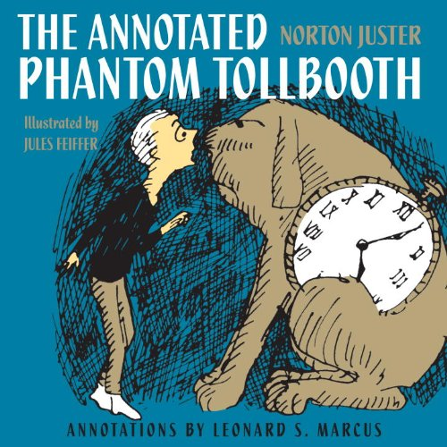 Read Online The Annotated Phantom Tollbooth PDF
