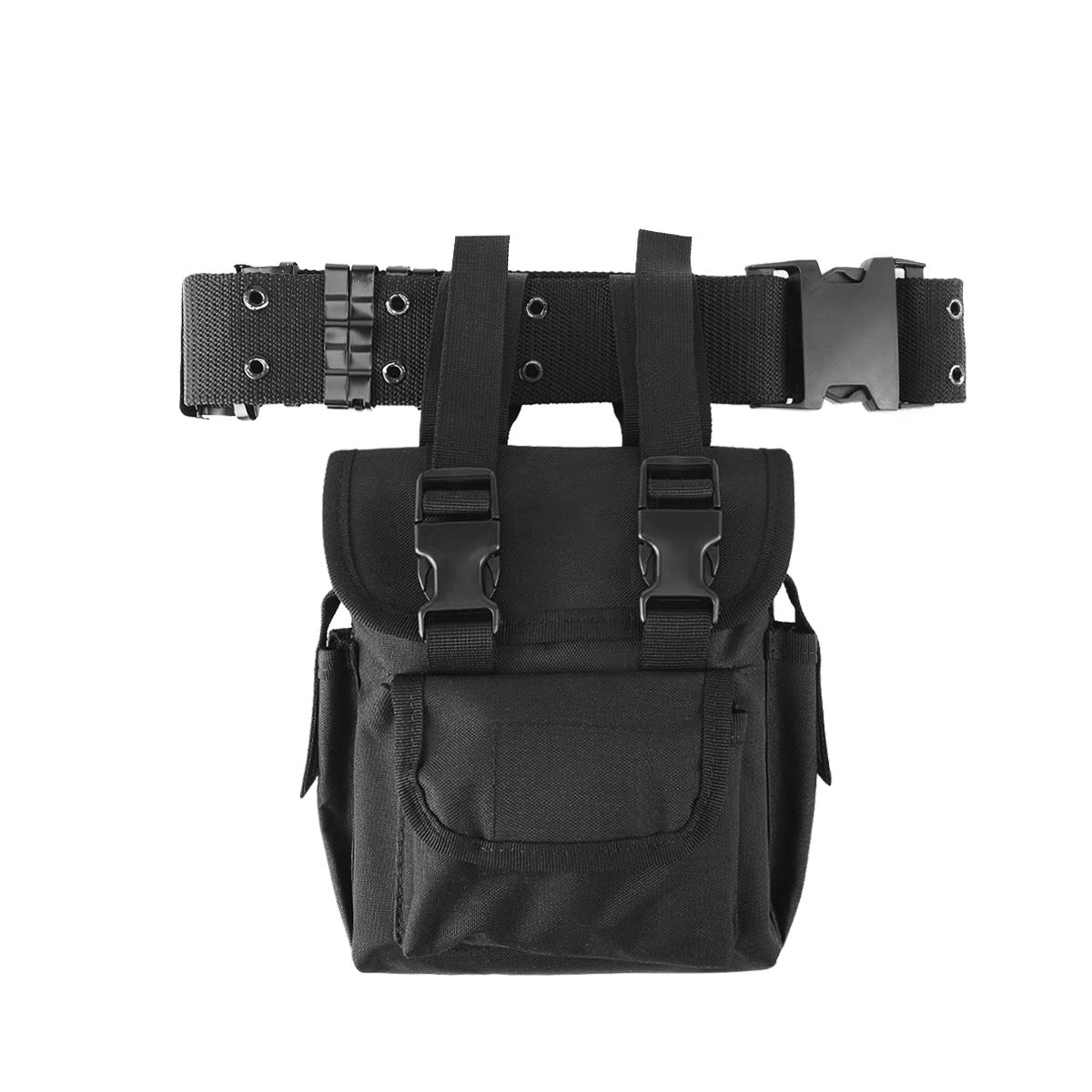 Drop Leg Waist Bags for Paintball Airsoft Cycling Hiking ZONE FR Leg Bag Military Tactical Pouch