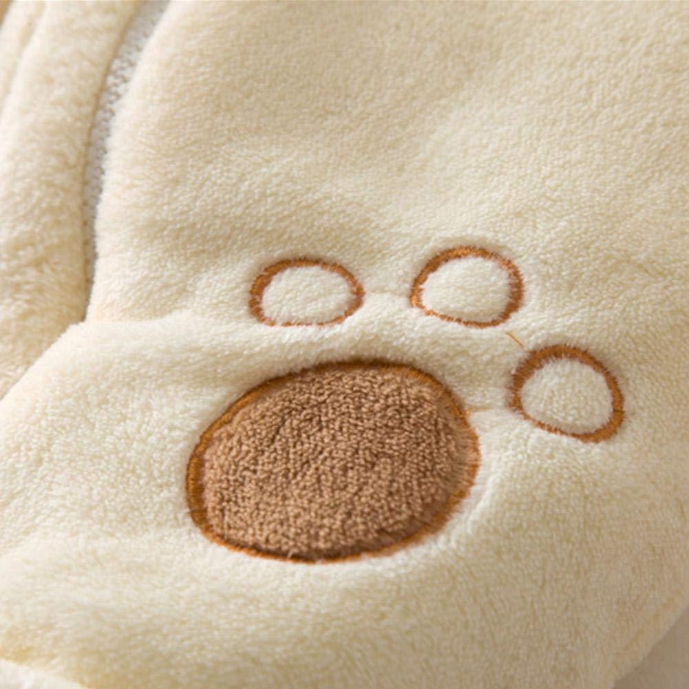 Baby Snowsuit Infantil Con Capucha Mameluco Invierno Mono Cremallera Frente Unisex Beb/é Mameluco Invierno Espesar Overoles