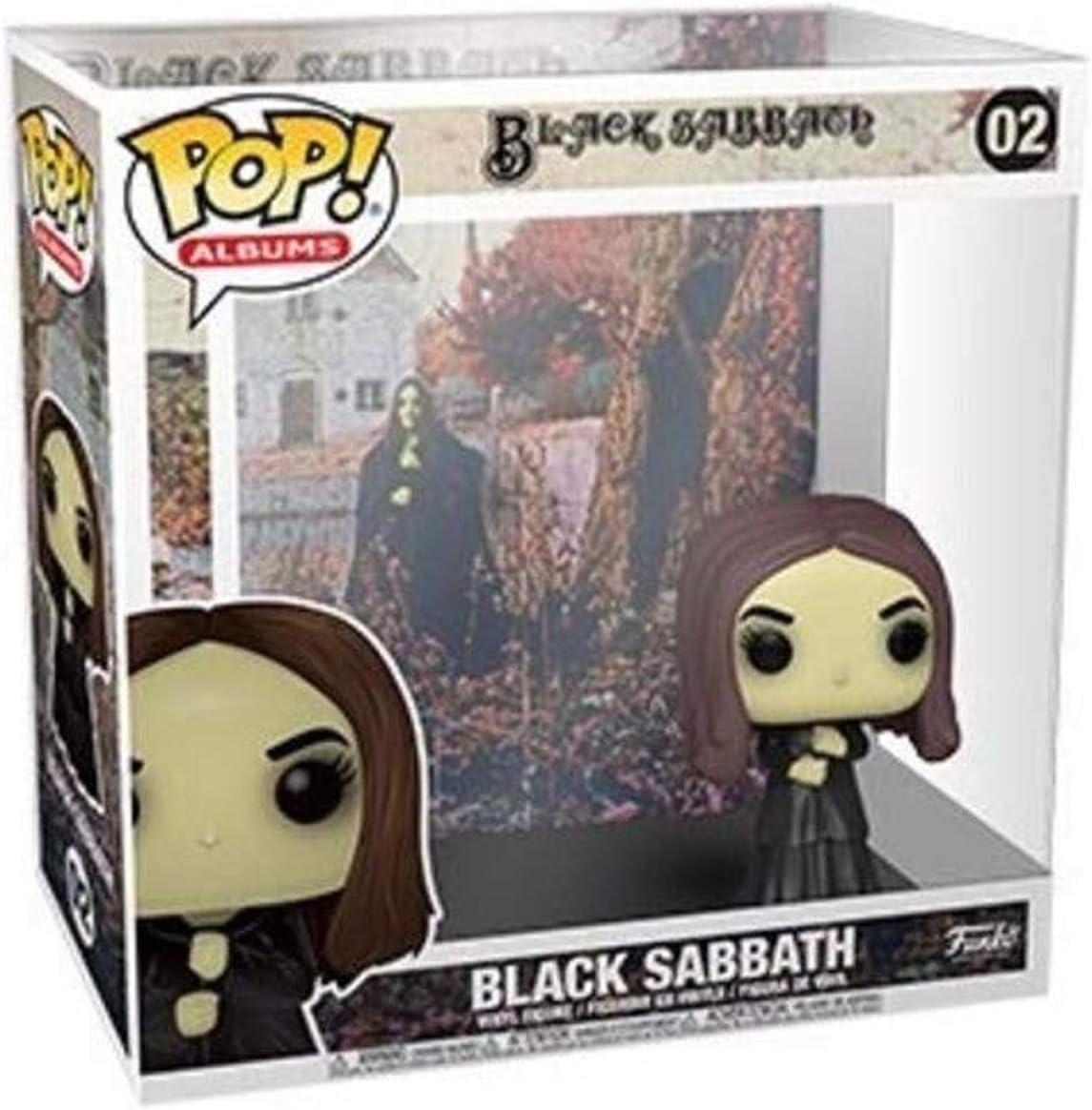 Amazon.com: Funko Pop! Álbumes: Black Sabbath - Black Sabbath: Toys & Games