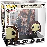Pop Funko 02 Black Sabbath Album