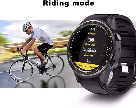 EVERYDI TenFifteen F1 Reloj Inteligente Deportivo GPS Reloj ...