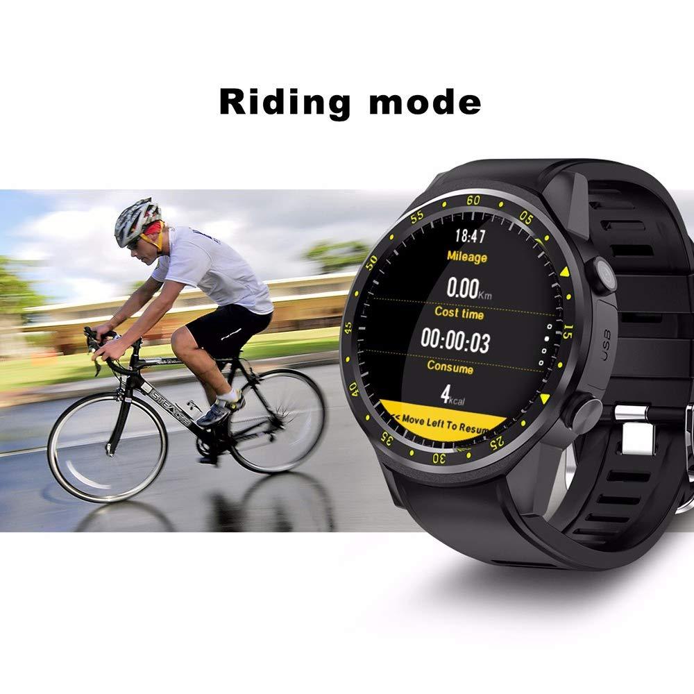 Amazon.com: EVERYDI TenFifteen F1 Sports Smart Watch GPS ...