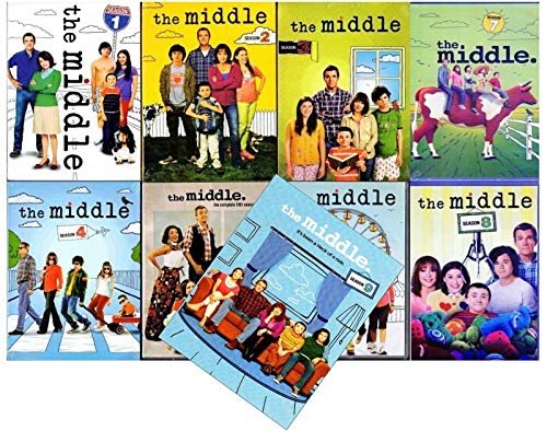 (The Middle Complete Series Seasons 1-9 (27 Disc DVD Set))