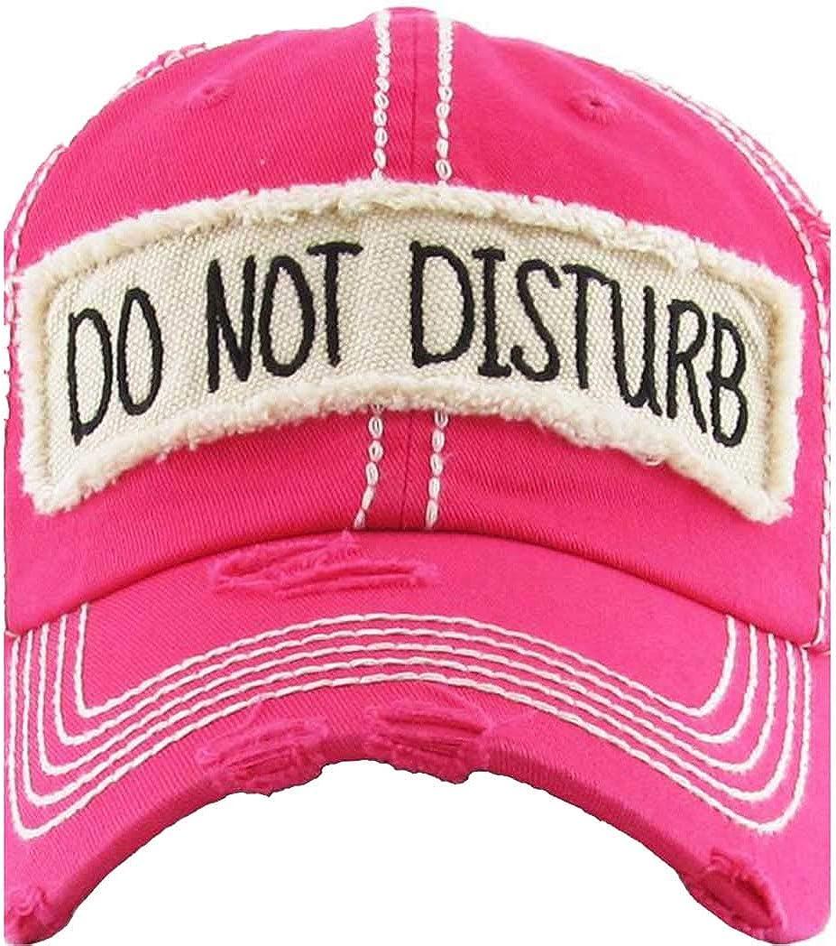 Women's DO NOT Disturb...