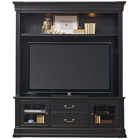 Hooker Furniture Clermont 2 Piece 75u0026quot; Entertainment Center ...
