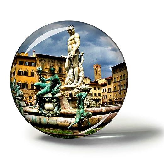 Hqiyaols Souvenir Italia Piazza Della Signoria Fuente Florencia ...