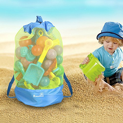 EocuSun Durable Drawstring Backpack Included product image