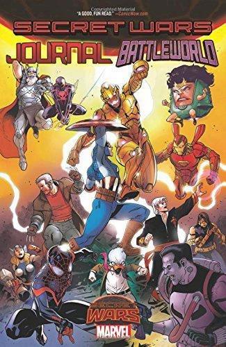 Secret Wars Journal/Battleworld (Best Secret Wars Comics)
