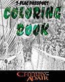T-FLAC Coloring Book