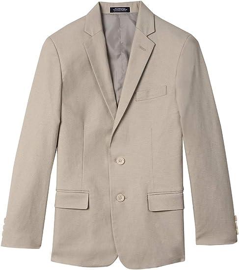 IZOD Boys Solid Blazer Jacket