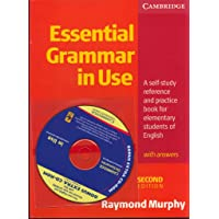 Essential Grammar in Use With Answers and CD-ROM: A Self-Study Reference and Practice Book for Elementary Students of English