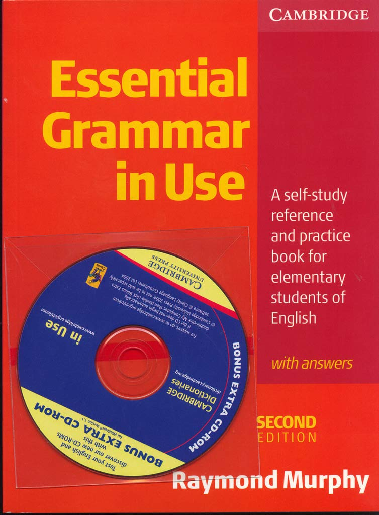 Essential Grammar in Use With Answers and CD-ROM: A Self-Study ...