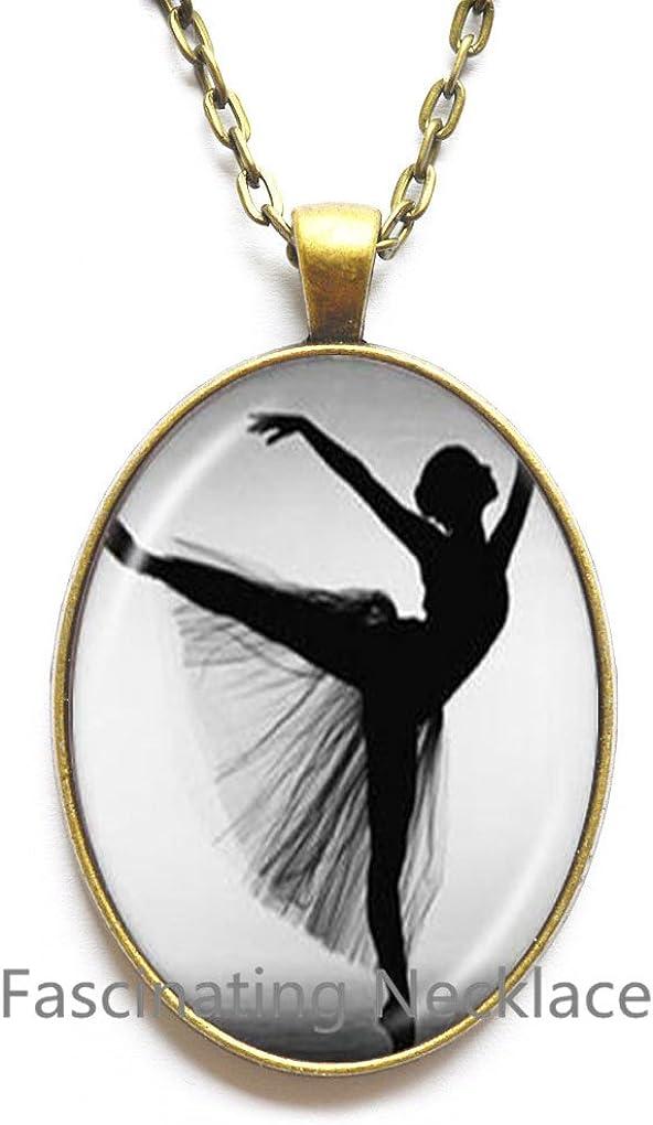 Degas Ballerina Locket Necklace Ballerina dance jewelry ballet dance jewelry ballet style jewelry,dance Locket Necklace,AQ150 degas ballerina Locket Pendant