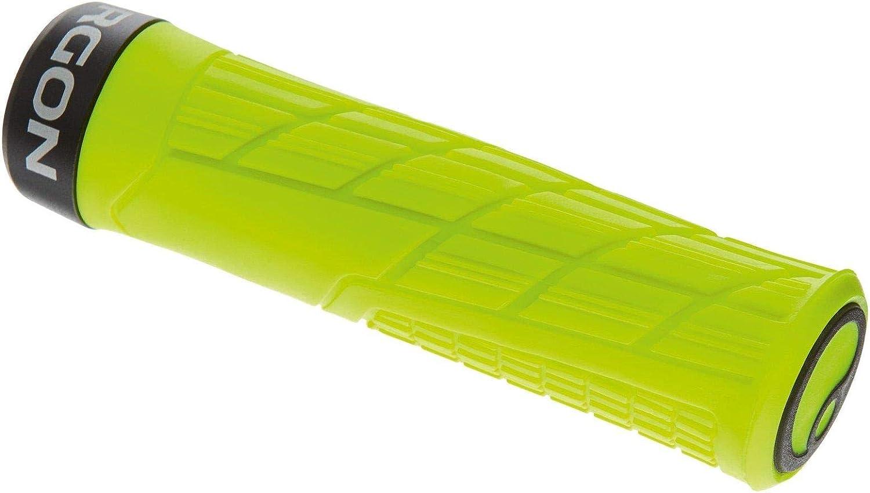 Ergon GE1 Evo Jaune Fluo Grip de VTT et de V/élo Adulte Unisexe Taille Unique