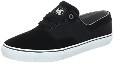 DVS Men's Torey 2 Skate Shoe,Black Suede,7 ...