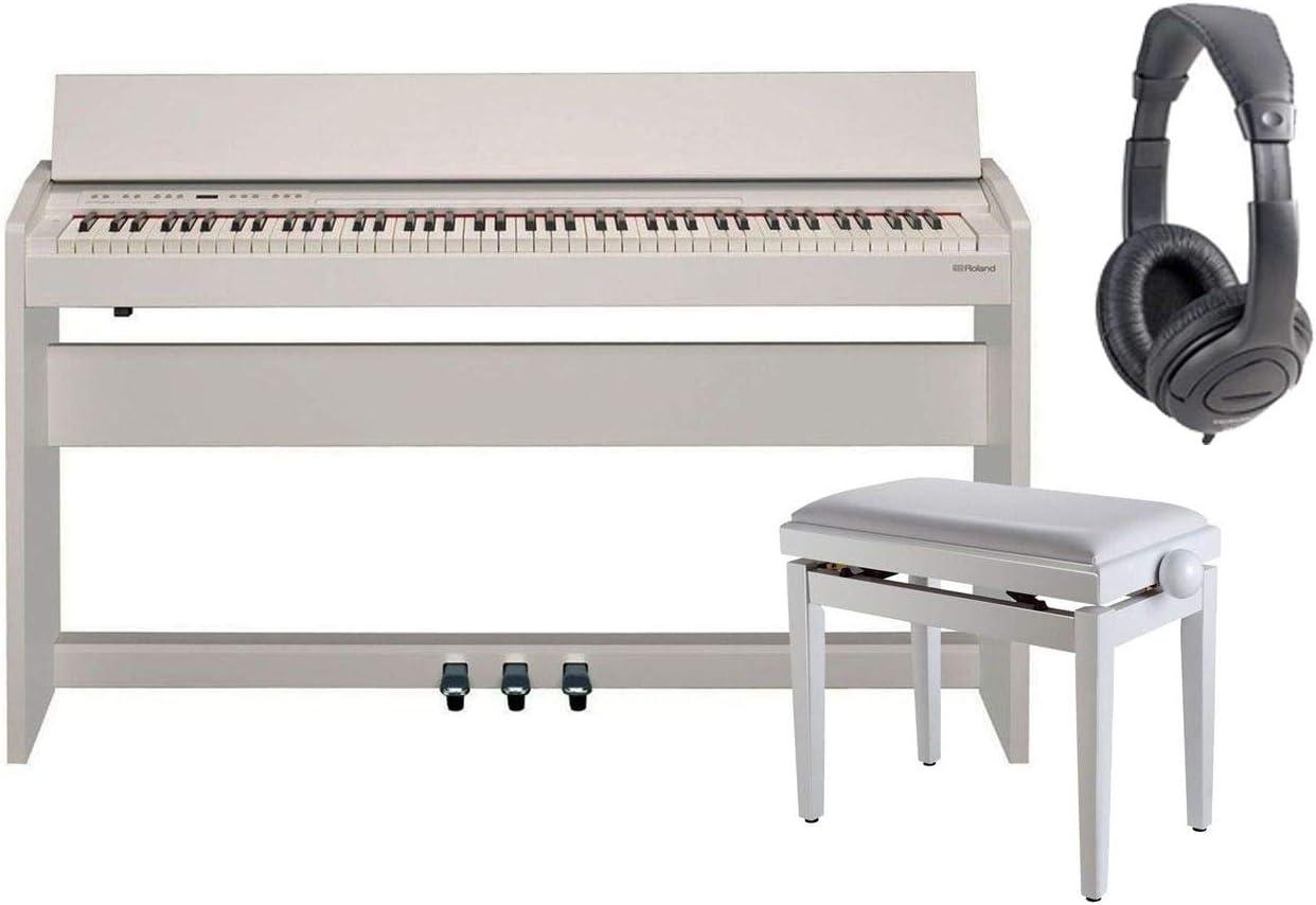 ROLAND Panchetta Regolabile per Pianoforte Satin Black