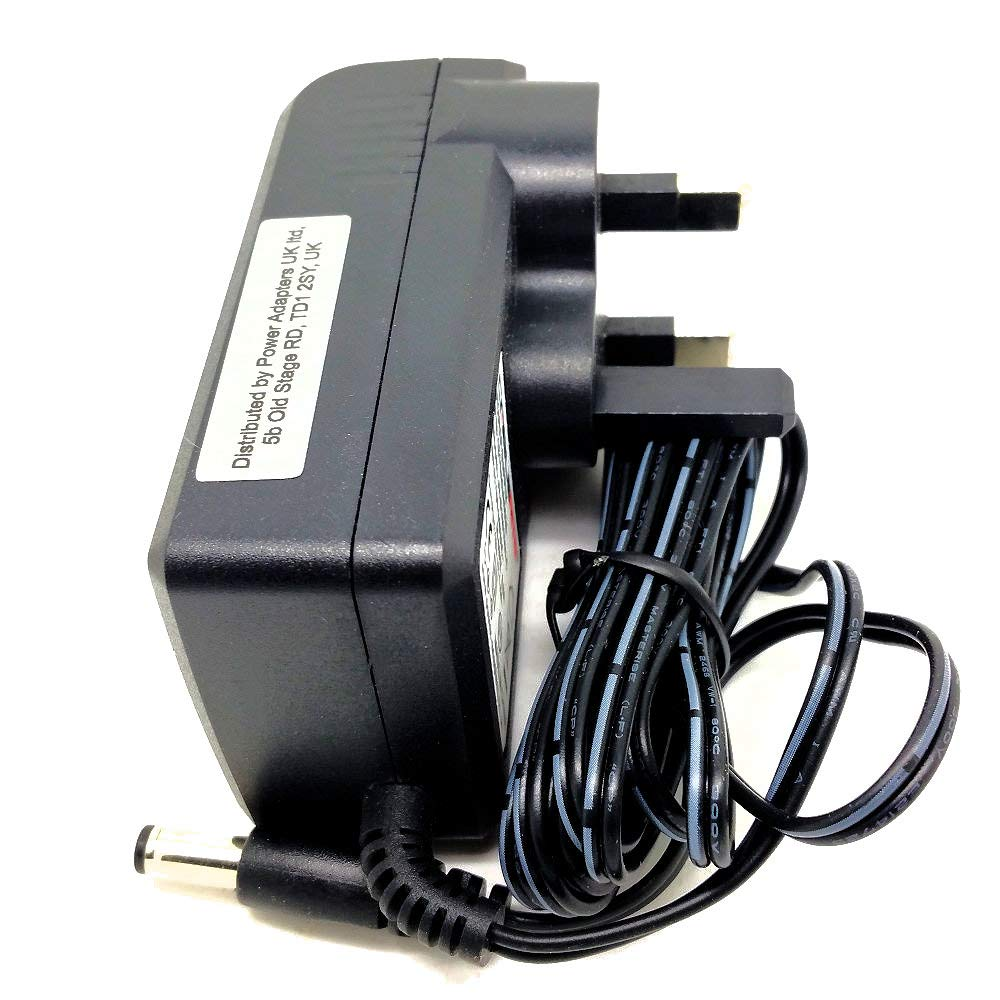 GOOD LEAD UK 18 2V Mains AC DC Adapter Power Supply Charger For Sony RDPX30IP Speaker Dock