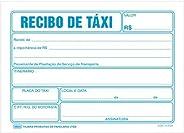 Recibo De Taxi - 50 Folhas,Tilibra - 1 un