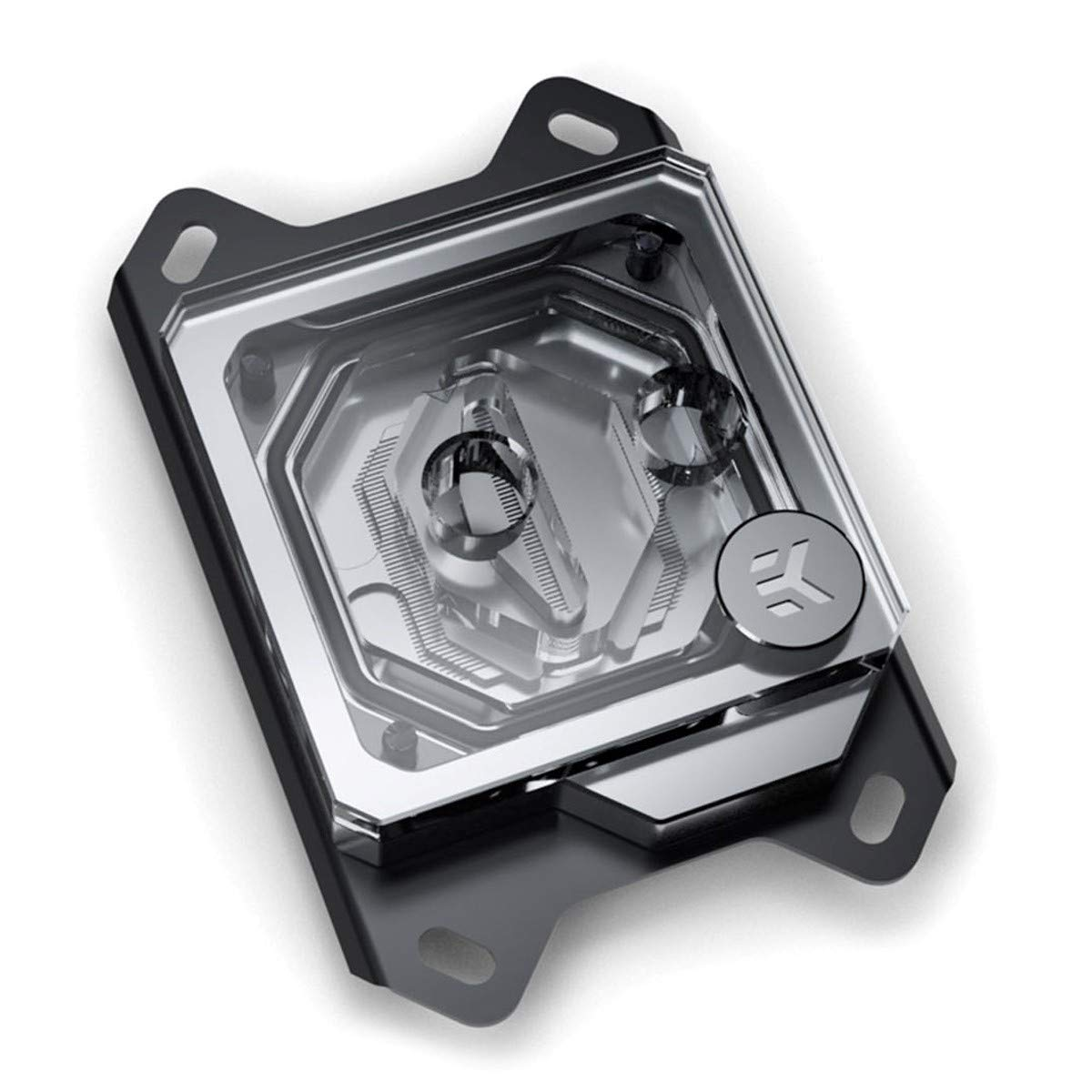 EKWB EK-Velocity CPU Waterblock, RGB, AMD CPU, Nickel/Plexi