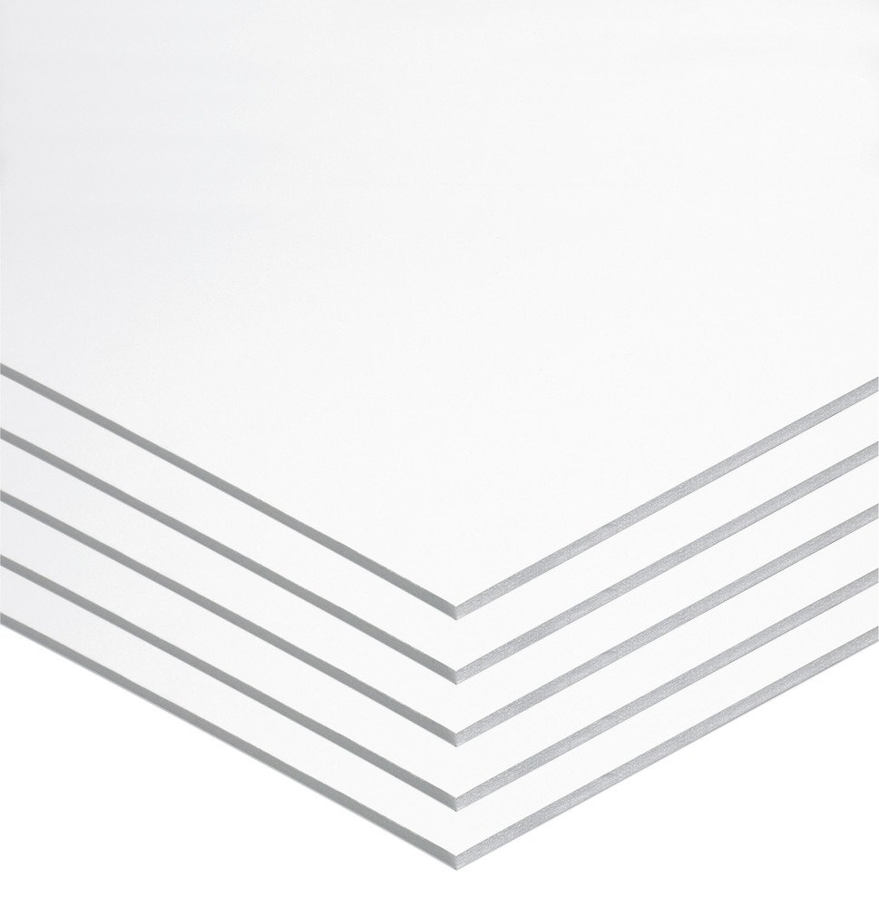 Amazon com : Pacon Foam Board, White, 22
