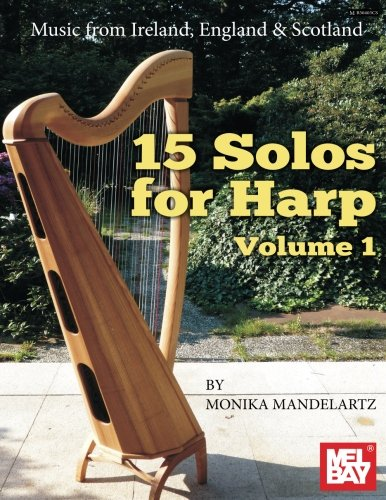 15 Solos for Harp Volume 1 ()