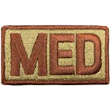 : 2 Pack of Air Force MED OCP Patch Spice Brown