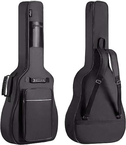 CAHAYA Funda de Guitarra Universal [Nuevo Versión Mejorada ...