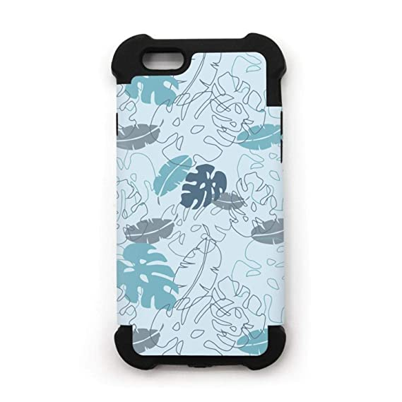 IPhone 6 Plus Case,iPhone 6s Plus Case,abstract Painting Floral Plants Slim  Fit