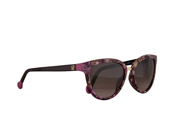 Amazon.com: Carolina SHE688 Herrera - Gafas de sol con ...