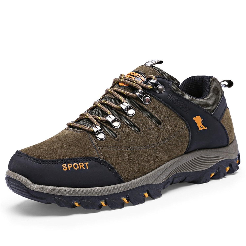 2016 autumn winter new men's outdoor climbing shoes non slip waterproof casual shoes