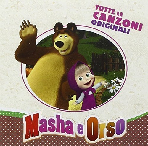 canzoni masha e orso da