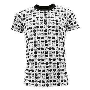 Luanvi Cats Edición Limitada | Camiseta Manga Corta Hombre