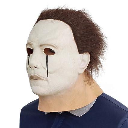 BNMY Máscara De Payaso Cospaly Halloween Máscara De Látex Máscara De Miedo Máscara De Terror,