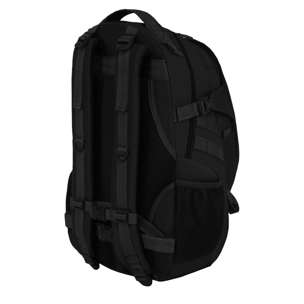 Amazon.com : East West U.S.A RT523 Tactical Multi-Use Molle Assault Military Rucksacks Backpack, Black : Sports & Outdoors
