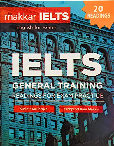 IELTS General Training Readings For Exam Practice Paperback – 1 January 2019