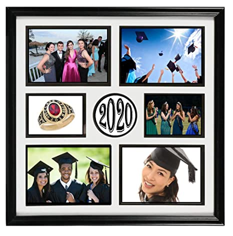 Graduation Frames 2020.Amazon Com Class Of 2020 12 X 12 Inch Collage Picture