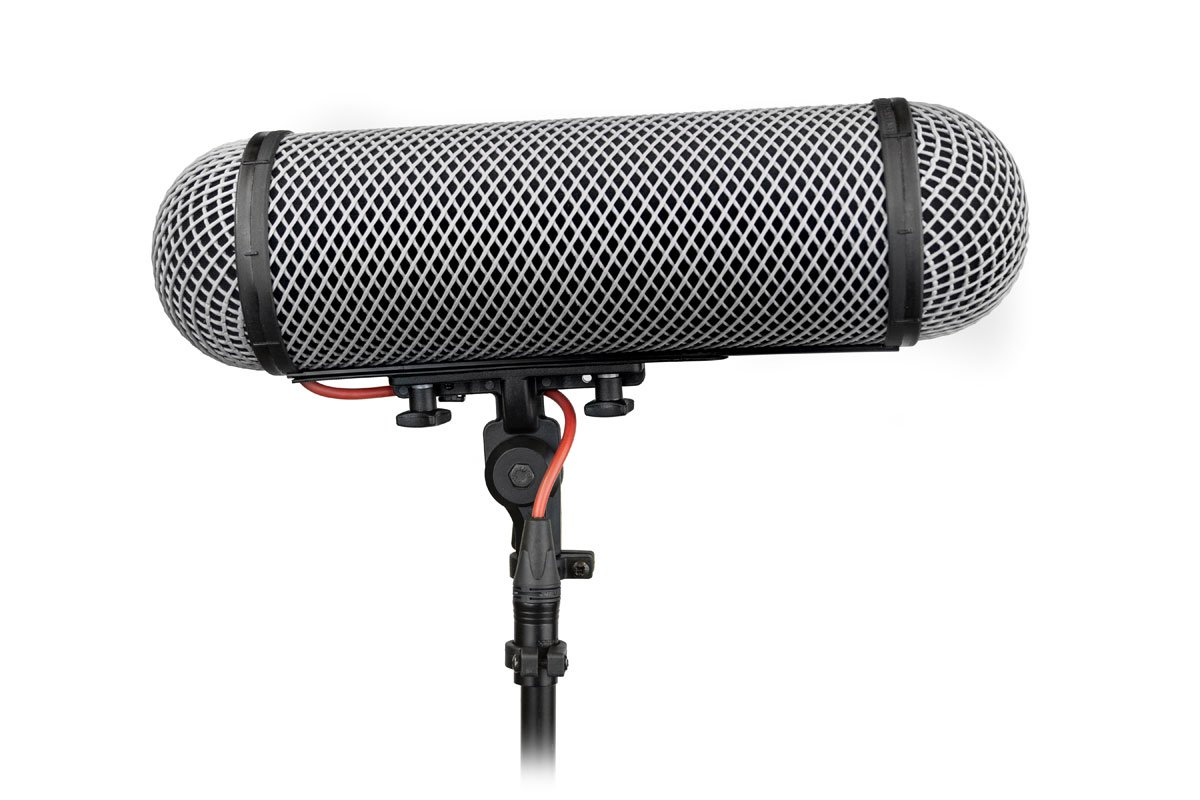 Rycote Windshield Kit for Sennheiser MKH416 and Other Select Shotgun Microphones