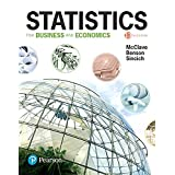 Statistics for Business and Economics (13th Edition)