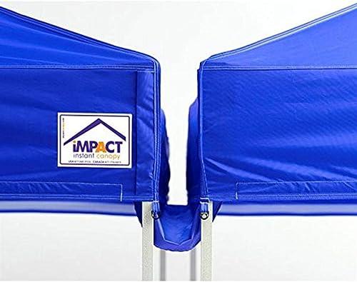 Impact Canopy 10-Foot Canopy Tent Rain Gutter