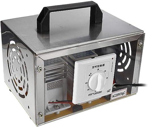 WWK 220V 35G generador de ozono, purificador de Aire portátil ...