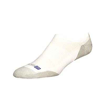 Drymax Men's Running Lite-Mesh No Show Socks (1-Pack)